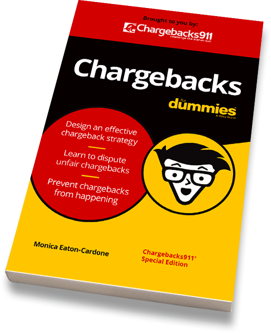 Chargebacks For Dummies Book
