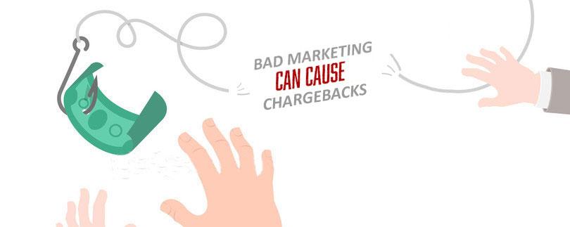 marketing chargebacks