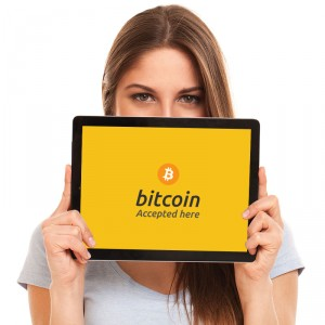 Bitcoin Lady
