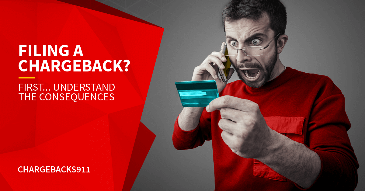 Filing a Chargeback on Credit Card Purchases? Please Don't!