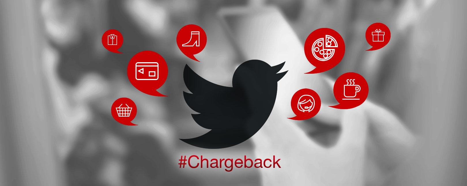 twitter chargebacks