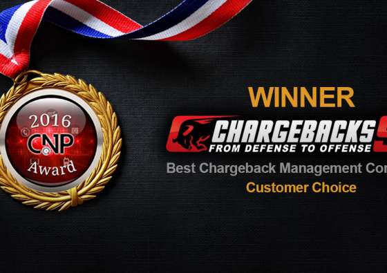 CNP Expo Award Chargebacks911