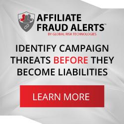 Affiliate Fraud Alerts