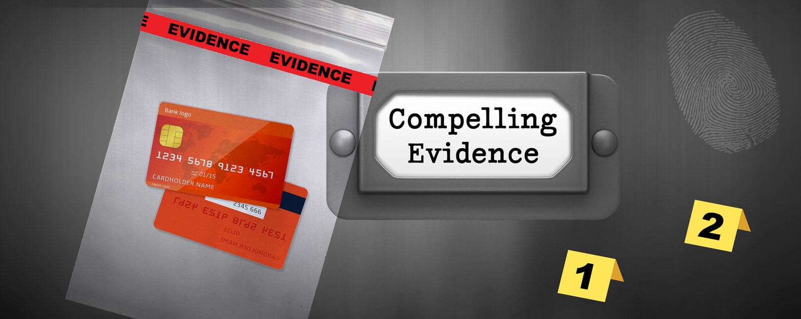 """""""Compelling Evidence"""" for Chargeback Disputes?"""