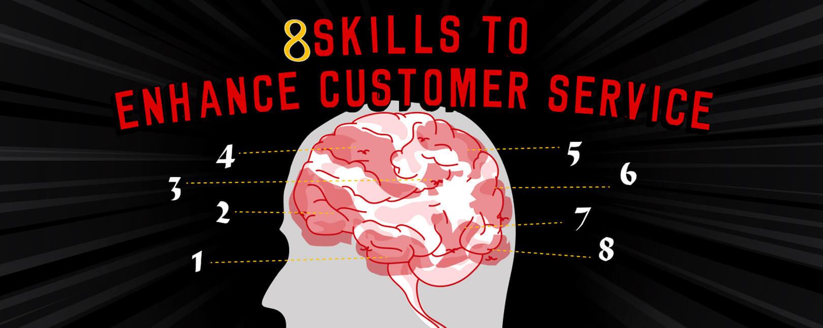 Customer Service Brain Skills