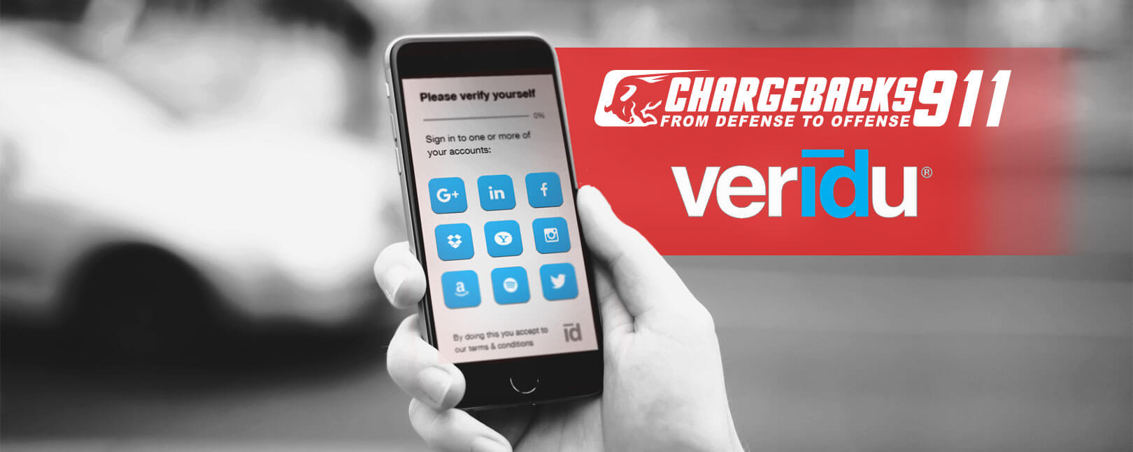 Veridu chargebacks red