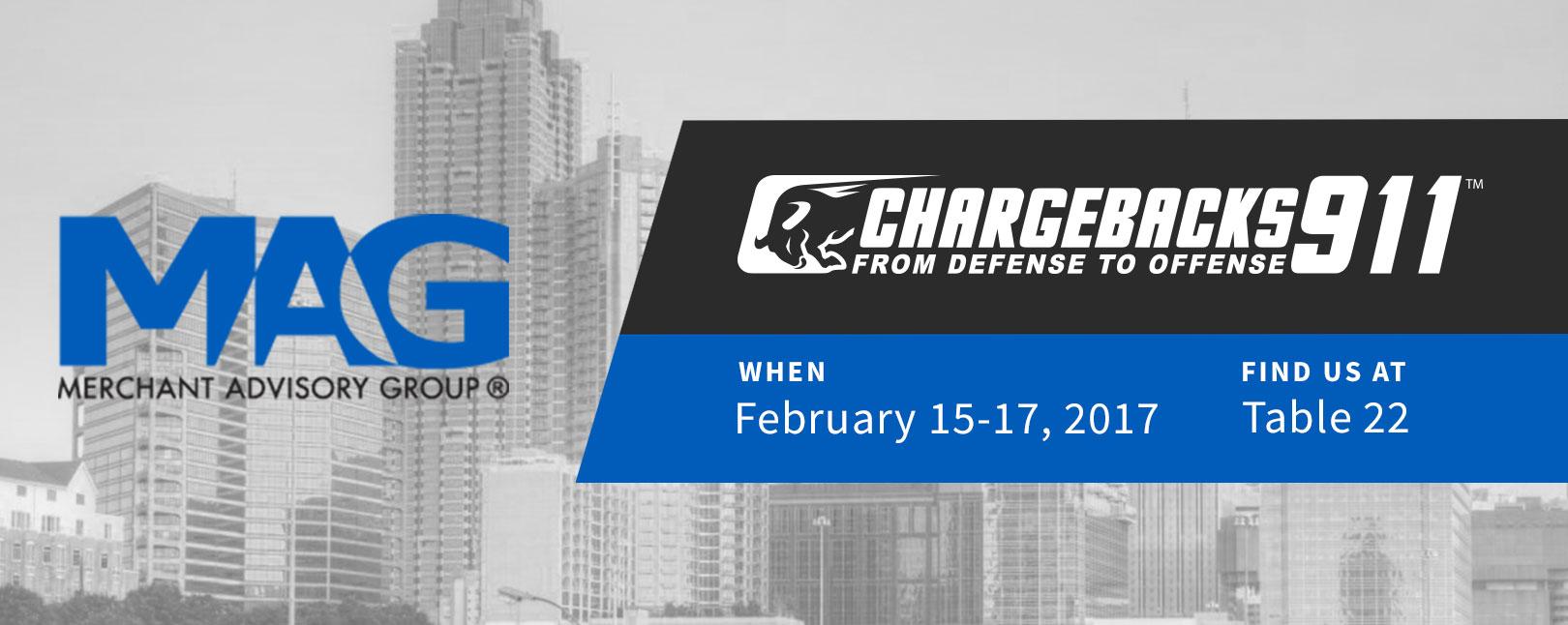 Chargebacks911 MAG Conference Atlanta