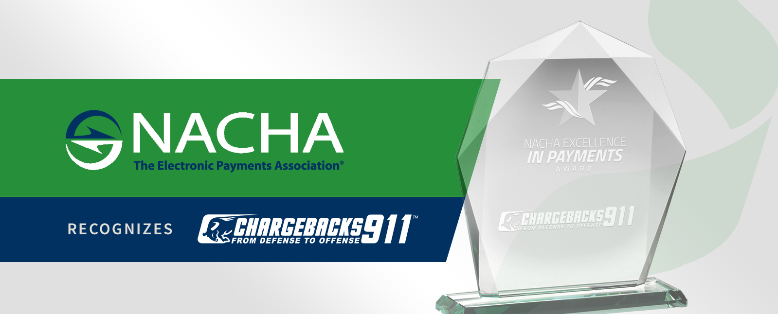 Chargebacks911 a Finalist for Major Payments Industry Award