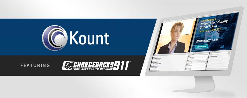Chargebacks911 Kount Webinar
