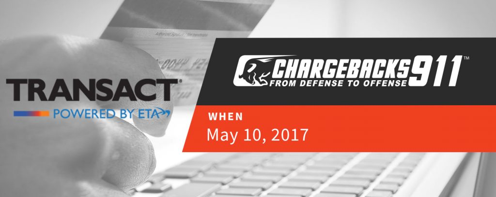 TRANSACT 2017 event