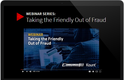 Taking the Friendly Out of Fraud Webinar