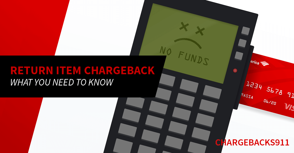 What is a Return Item Chargeback?