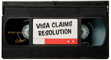VCR-Visa-Claims-Resolution