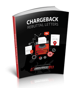 Chargeback Rebuttal Letters