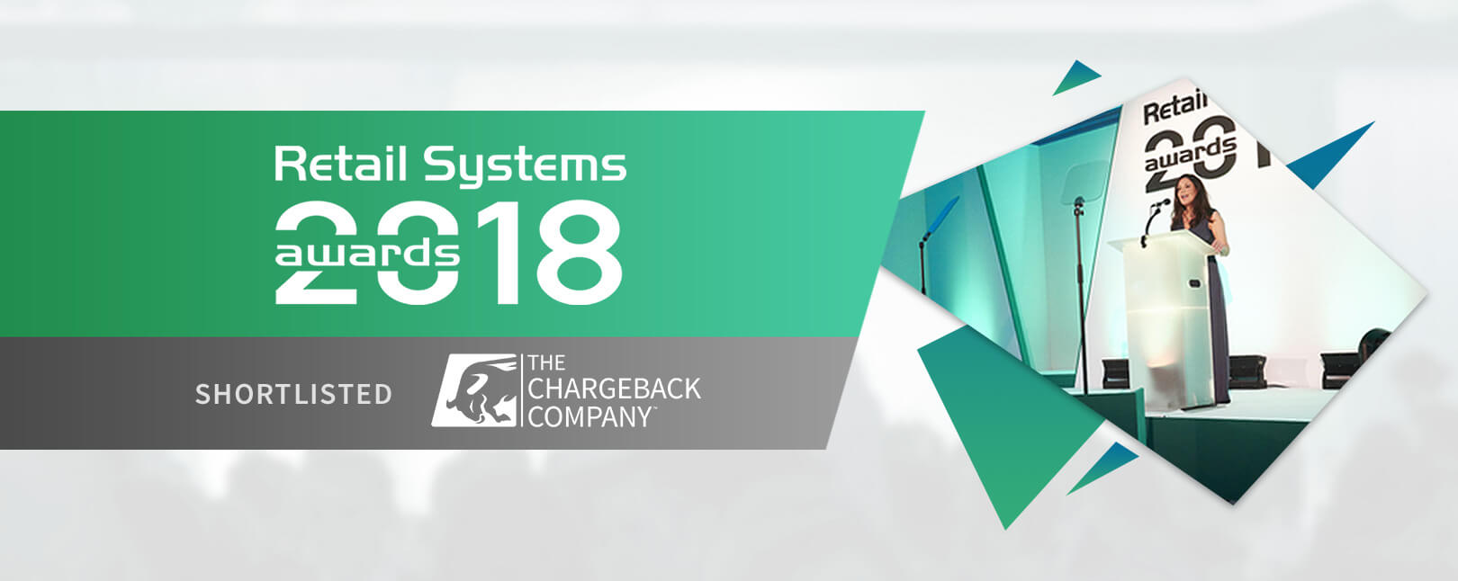 The Chargeback Company - Retail Systems Awards 2018