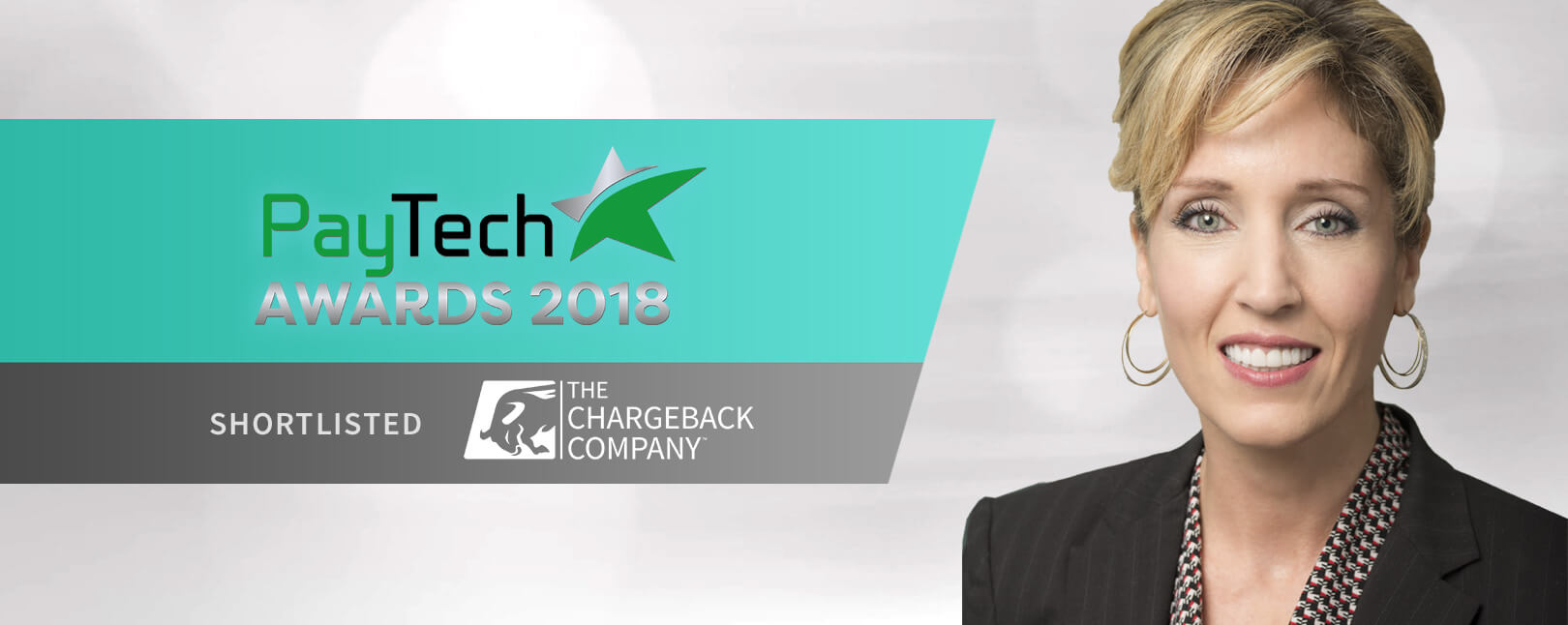 Monica Eaton-Cardone a Finalist for Woman in PayTech Award 2018