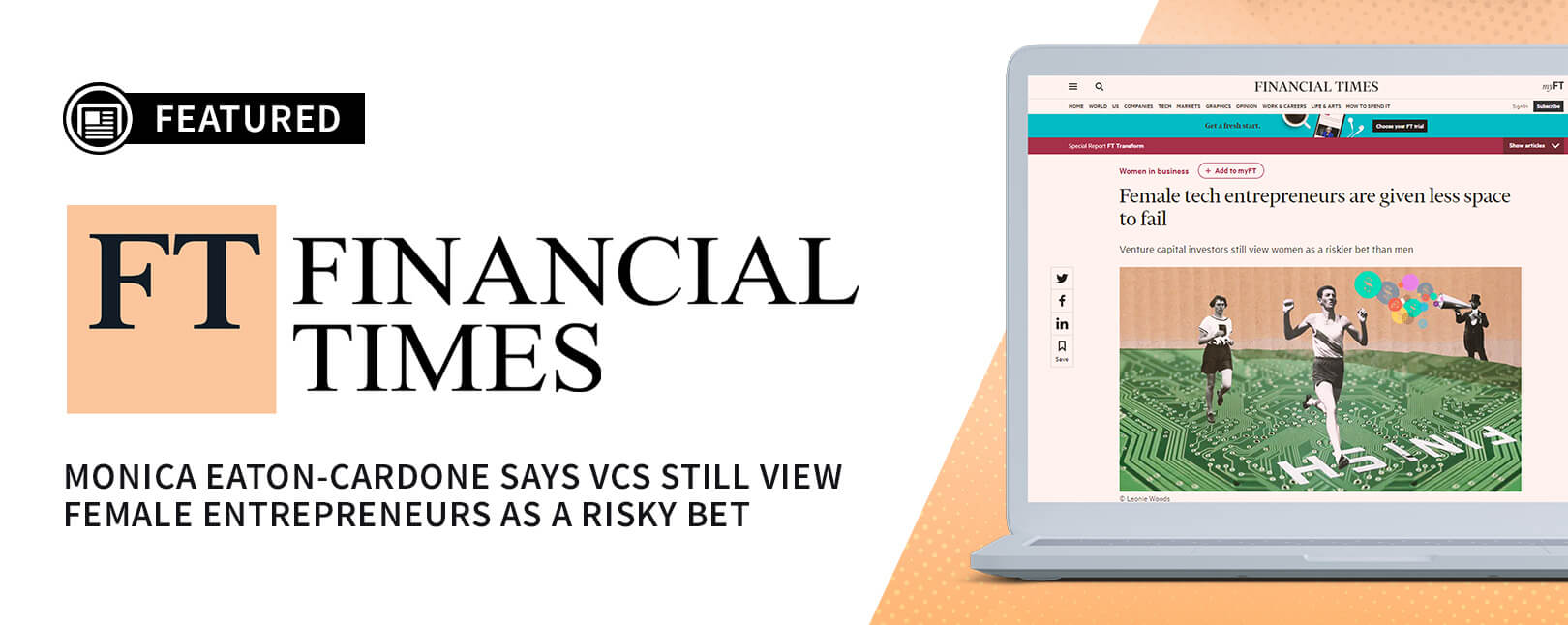 Financial Times Feature