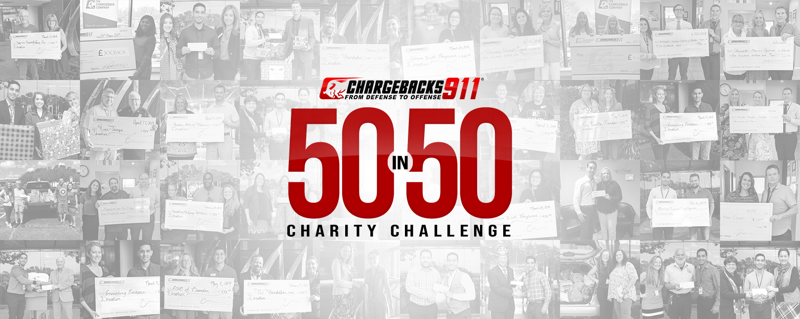 50 in 50 Charity Challange