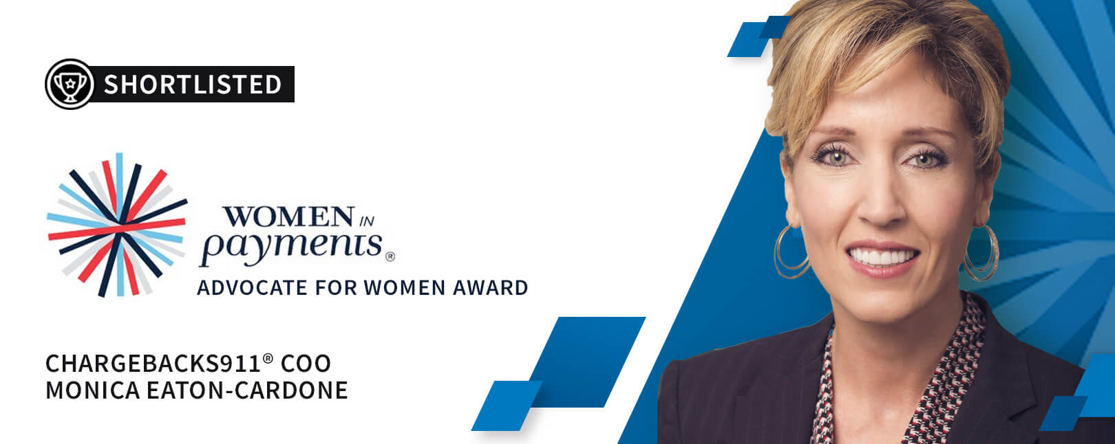 Women in Payments Award Finalist