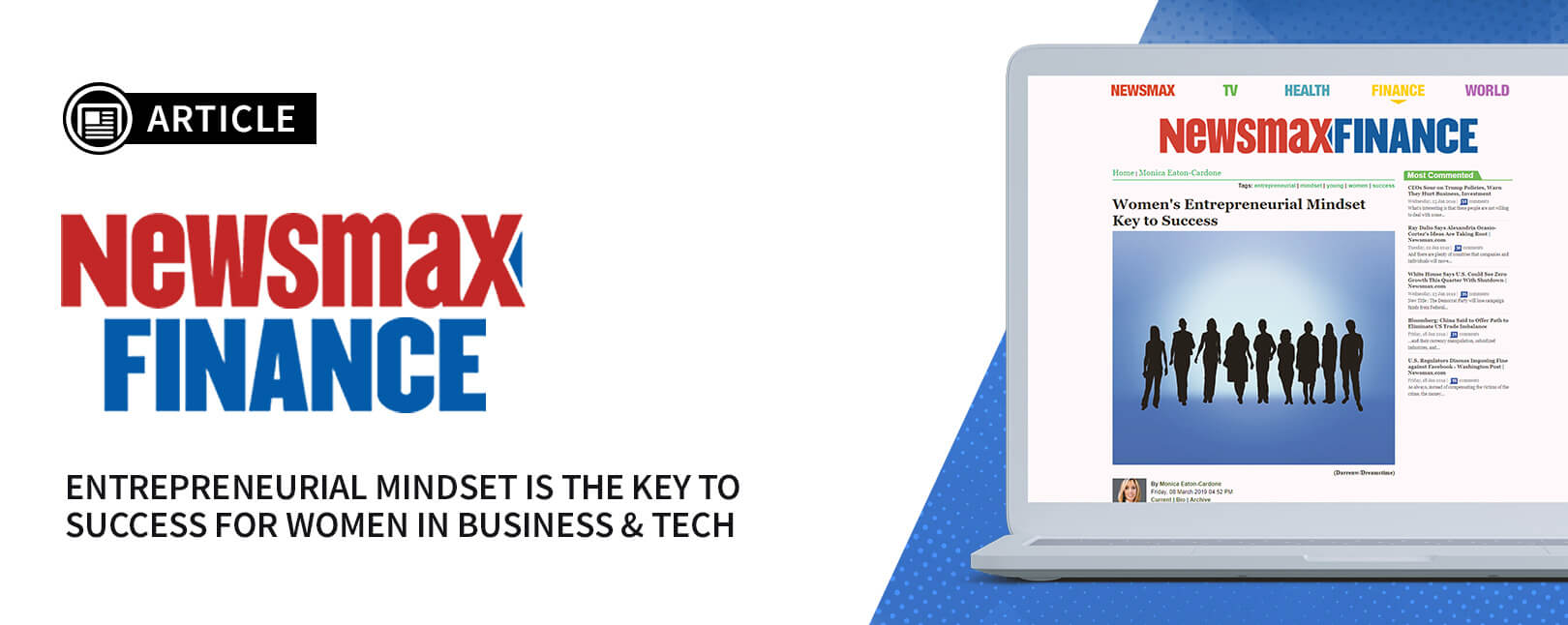 Entrepreneurial Mindset for Newsmax