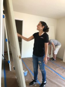 Chargebacks911 team at Habitat for Humanity