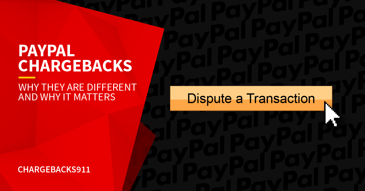 PayPal Chargebacks, Dispute Resolution & the Seller