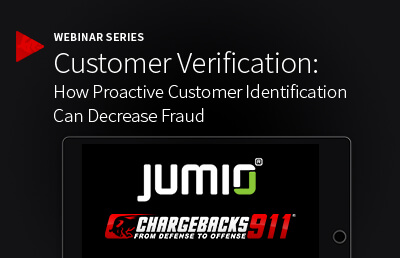 The New Face of Customer Verification