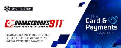 2020 Card & Payments Awards