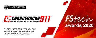 """Chargebacks911® Selected as """"Technology Provider of the Year""""!"""