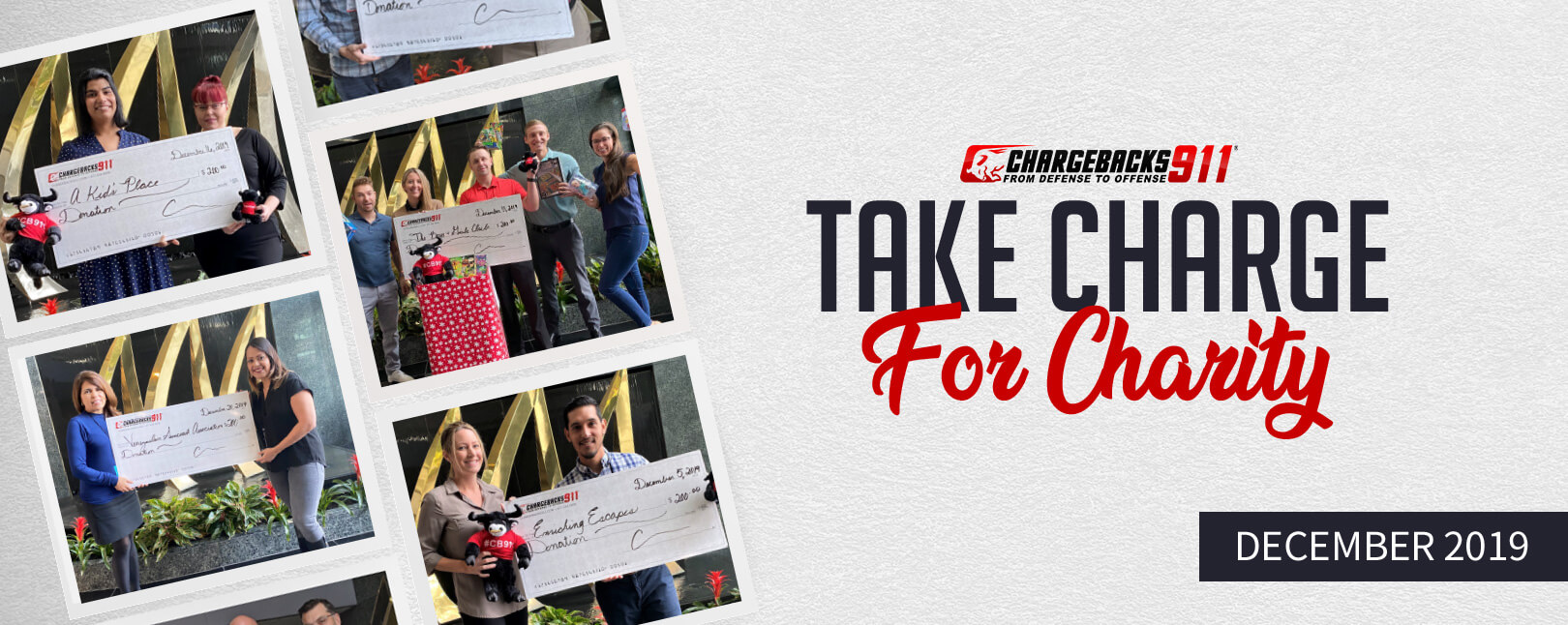 Take Charge for Charity