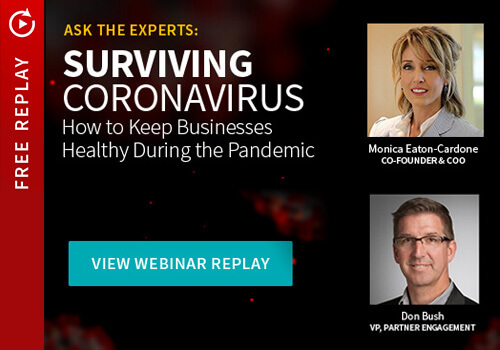 Ask The Experts: Surviving Coronavirus