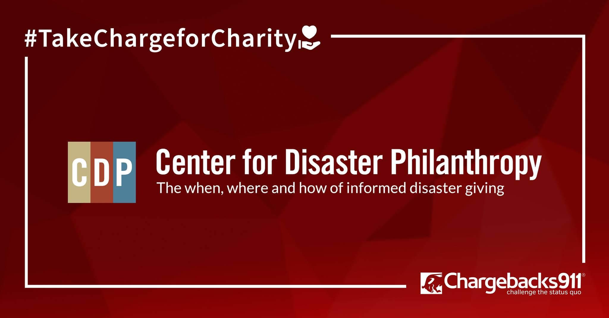 Center for Disaster Philanthropy