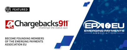 Chargebacks911® are Founding Members of the Emerging Payments Association EU