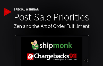 Post-Sale Priorities: Zen and the Art of Order Fulfillment
