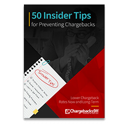 preventing chargebacks ebook