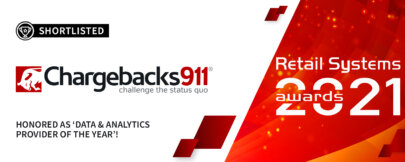 Chargebacks911® Honored as 'Data & Analytics Provider of the Year'!