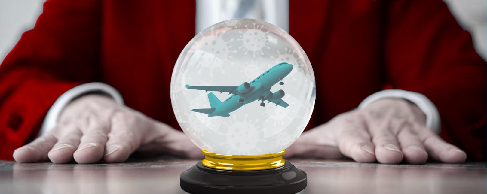 2021 Chargeback Travel Forecast