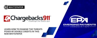 Chargebacks911® & EPA Collaborate on New Whitepaper