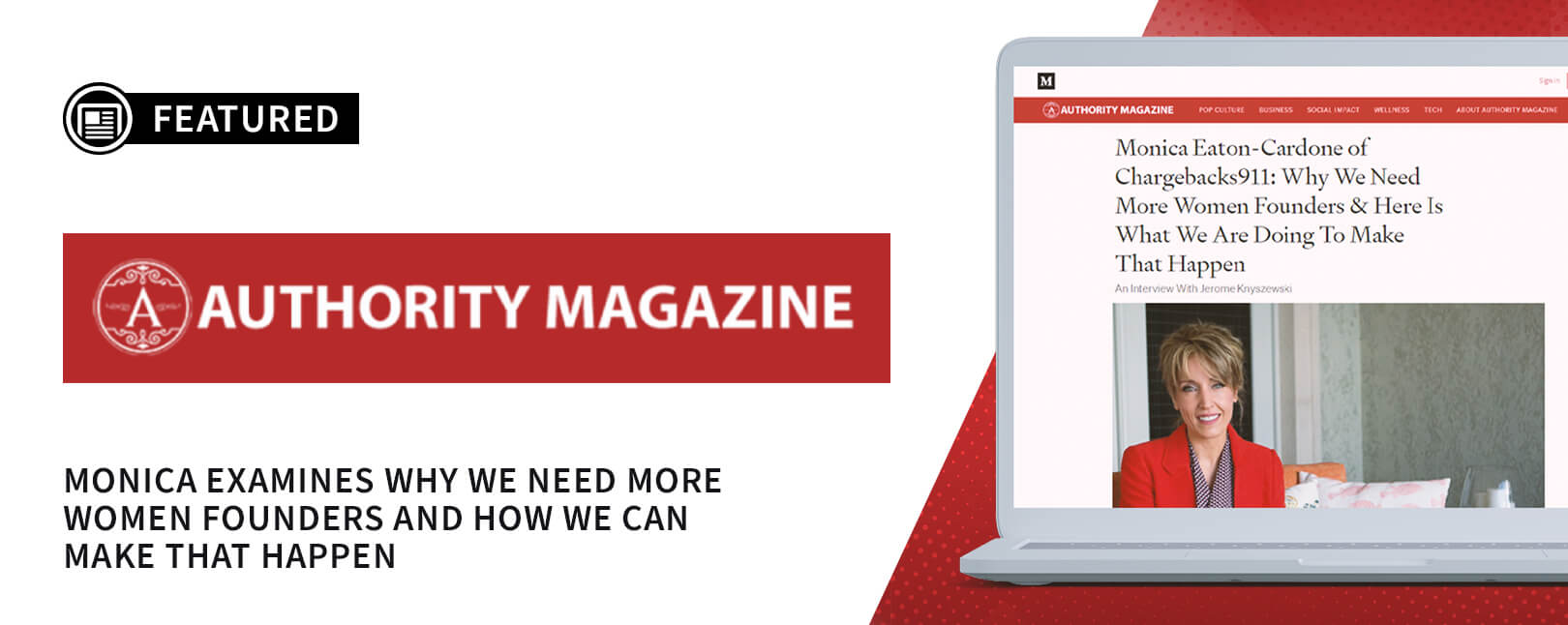 Chargebacks911® COO Interviewed by Authority Magazine