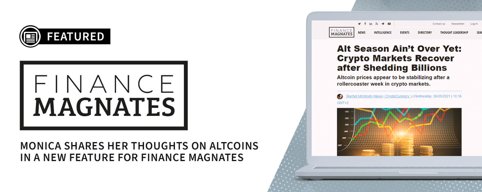 Chargebacks911® COO Comments on Altcoins for Finance Magnates