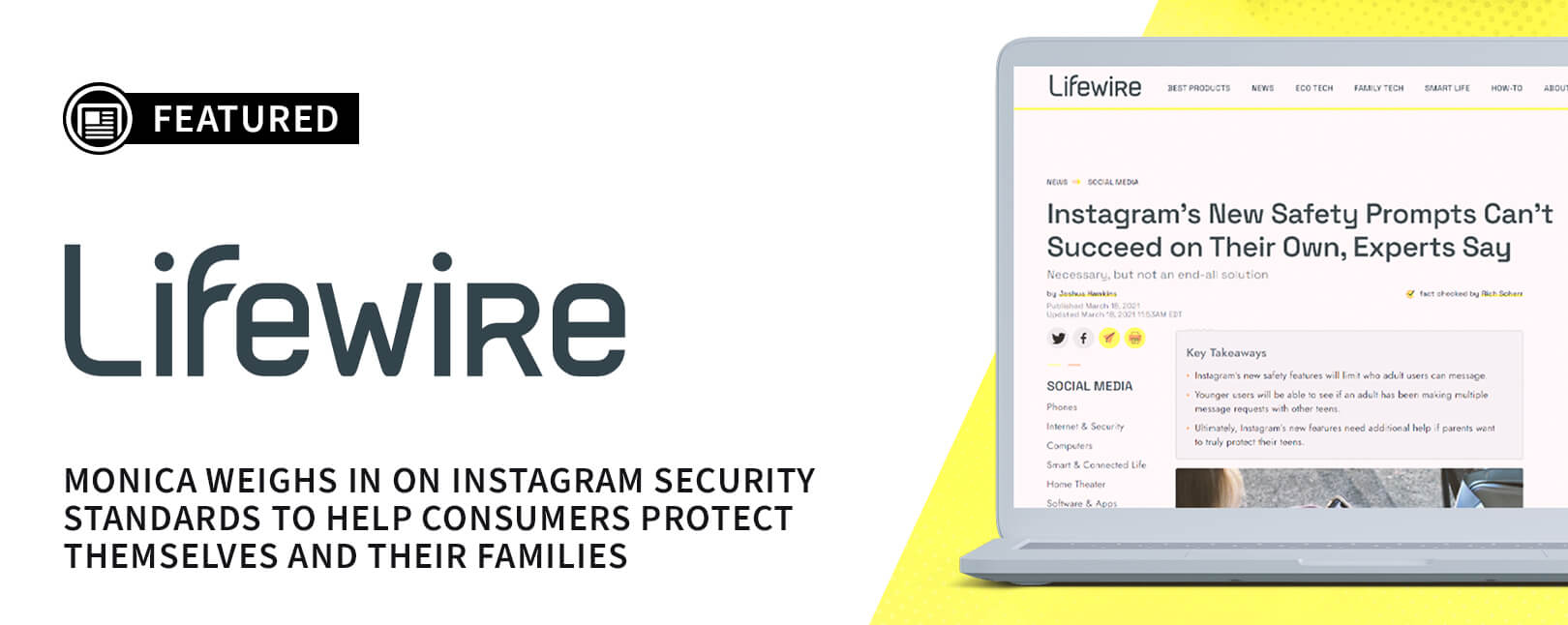 Chargebacks911® COO Offers Instagram Security Info for Lifewire
