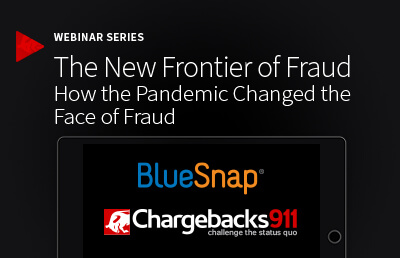 The New Frontier of Fraud