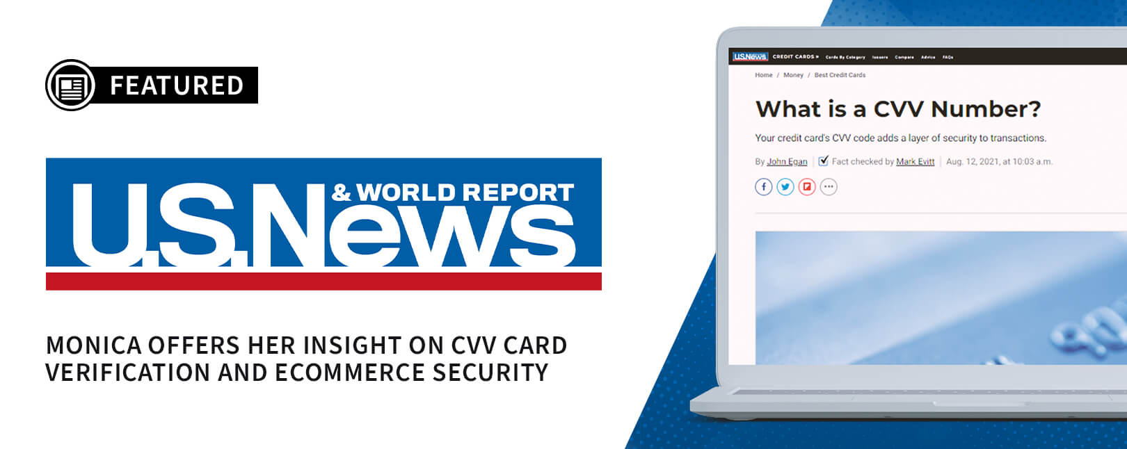 Chargebacks911® COO Discusses Security for US News & World Report