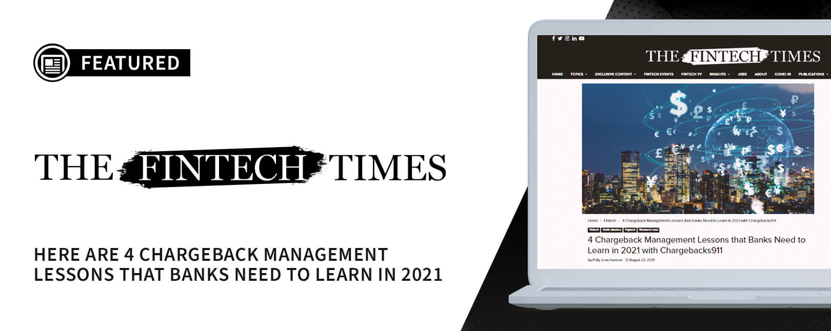 4 Chargeback Management Lessons that Banks Need to Learn in 2021