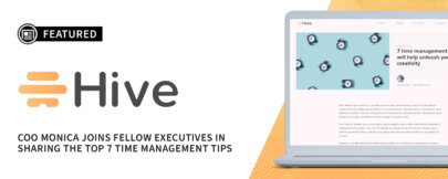 Chargebacks911® COO Offers Time Management Tips for Hive Blog