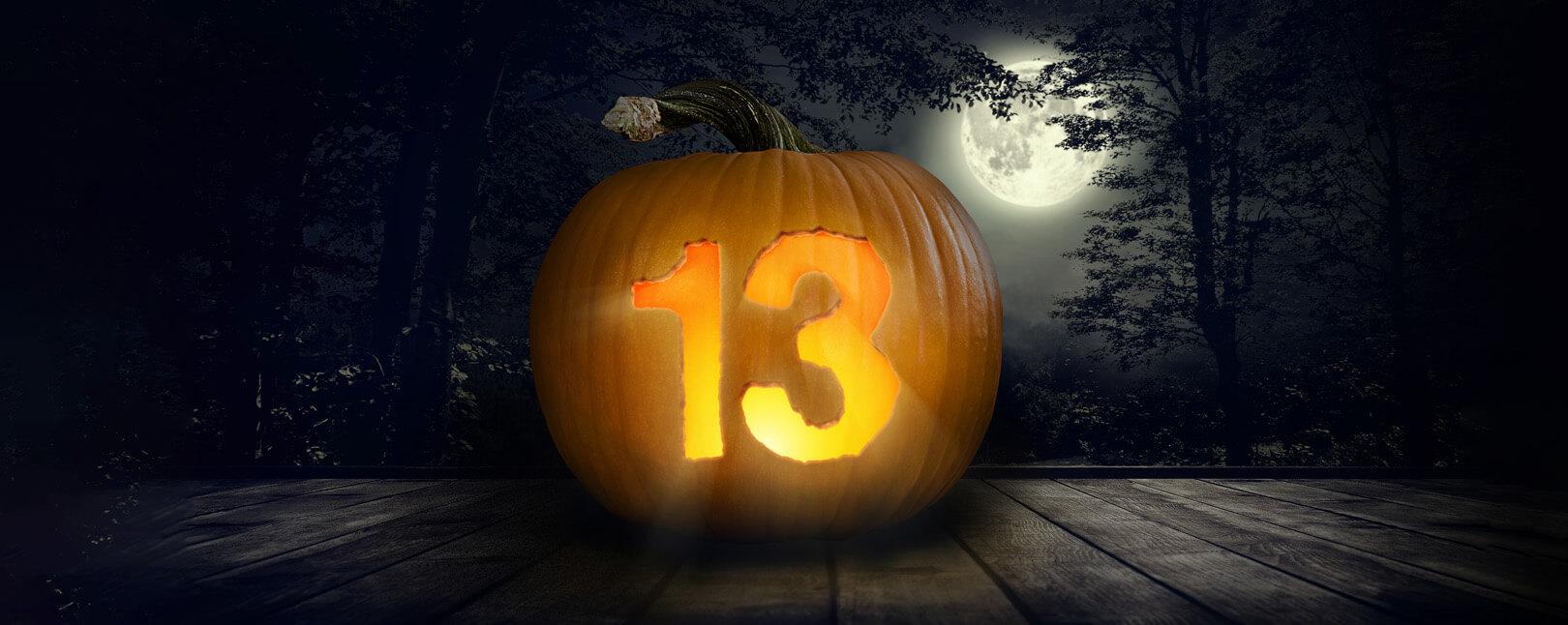 Chargeback halloween