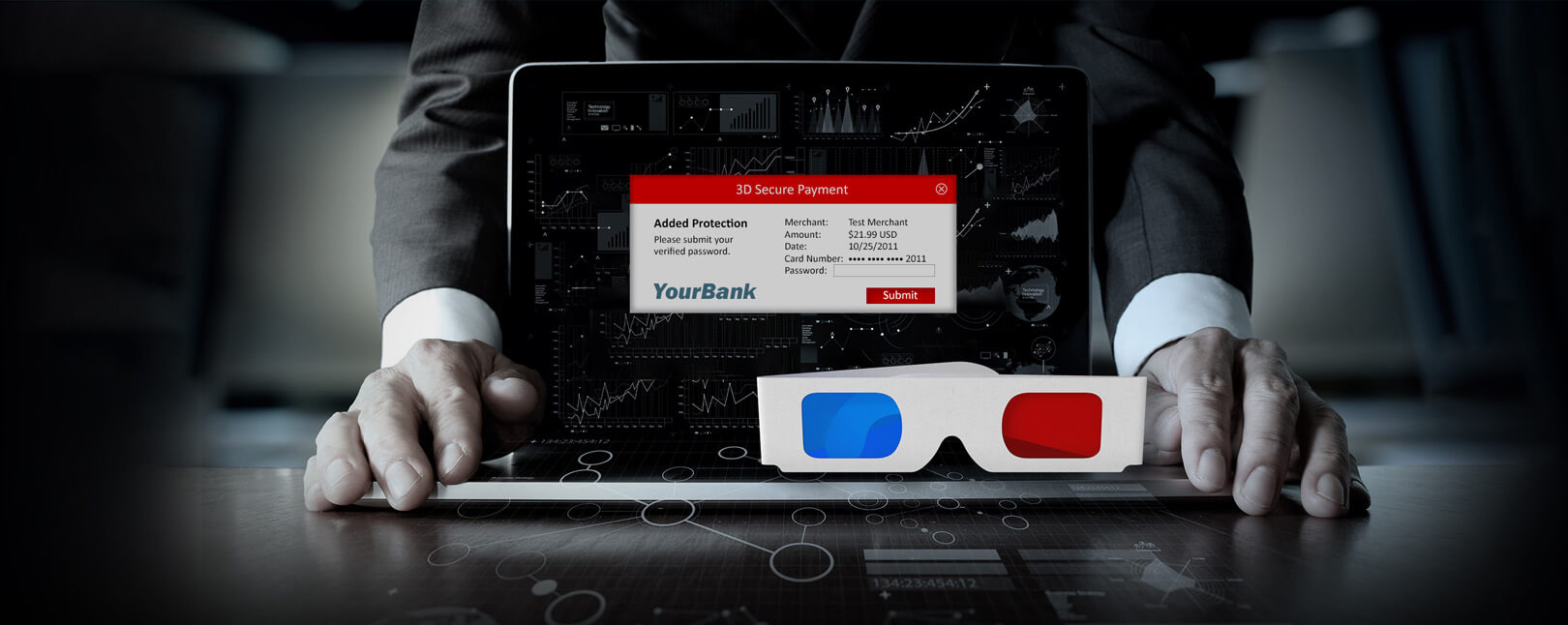 3-D Secure Chargeback Prevention